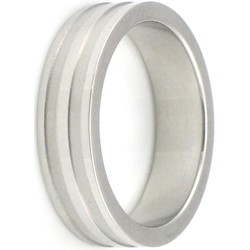 Stainless Steel Ring by BodyPUNKS (SSRX0113)