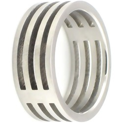 Stainless Steel Ring by BodyPUNKS (SSRX0197)