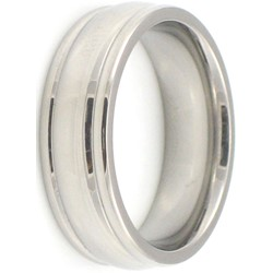 Stainless Steel Ring by BodyPUNKS (SSRX0308)