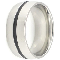 Stainless Steel Ring by BodyPUNKS (SSRX0382)