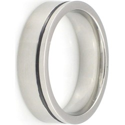 Stainless Steel Ring by BodyPUNKS (SSRX0412)