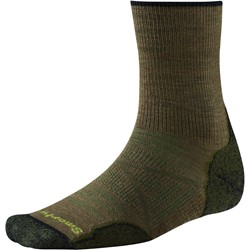 Smartwool - Unisex-Adult PhD® Outdoor Light Mid Crew Socks