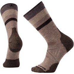 Smartwool - Unisex-Adult PhD® Outdoor Medium Pattern Crew Socks