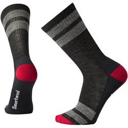 Smartwool - Unisex-Adult Striped Hike Light Crew Socks