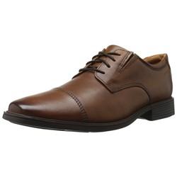 Clarks - Mens Tilden Cap Shoe