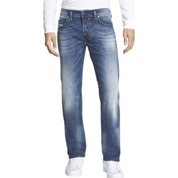Diesel - Mens Safado Straight Jeans, Wash: 0840F
