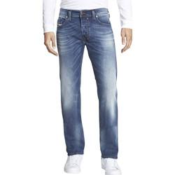 Diesel - Mens Safado Straight Jeans, Wash: 0840F
