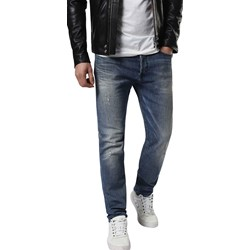 Diesel - Mens Buster Tapered Jeans, Wash: C845F