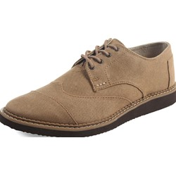 Toms - Mens Brogue Oxford Shoes