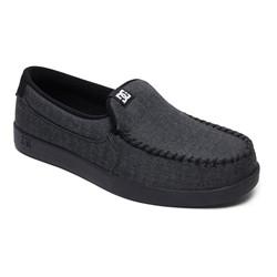 DC- Young Mens Villain Tx Slip On Shoes