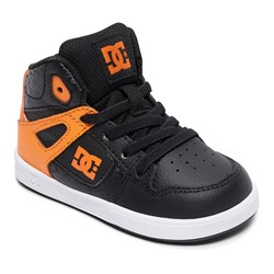 DC- Toddlers  Rebound Ul Hi Top Shoes