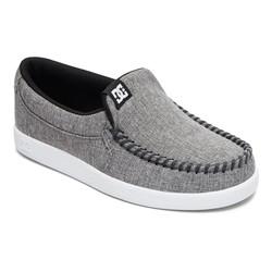Dc - Boys Villain Tx Se Slip On Shoe