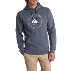 Quiksilver - Mens Big Logo Hood Pullover Sweater
