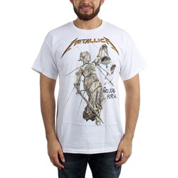 Metallica - Mens And Justice For All T-Shirt