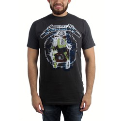 Metallica - Mens Vintage Electric Chair T-Shirt