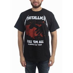 Metallica - Mens Kill Em All Tour T-Shirt