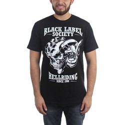 Black Label Society - Mens Hellriding T-Shirt