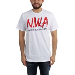 N.W.A - Mens Logo Dope T-Shirt