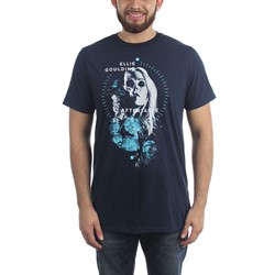 Ellie Goulding - Mens Split Skull T-Shirt