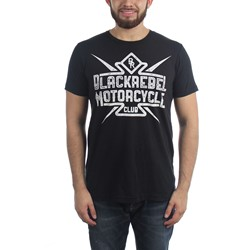 Black Rebel Motorcycle Club - Mens Distressed Logo T-Shirt