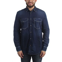 Diesel - Mens D-Rooke Buttondown Shirt