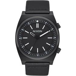 Nixon - Men's Brigade Leather Watch