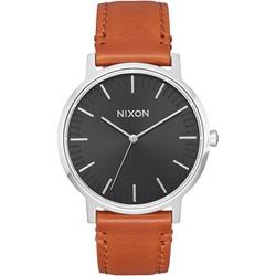 Nixon - Men's Porter 35 Leather Watch