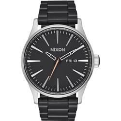 Nixon - Mens Analog Sentry SS Watch