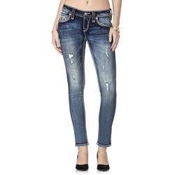 Rock Revival - Womens Brielle S200 Skinny Jeans
