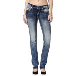 Rock Revival - Womens Kylie J200 Straight Jeans