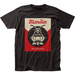 Blondie - Mens Pollinator Fitted Jersey T-Shirt