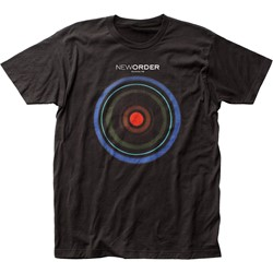 New Order - Mens Blue Monday Fitted Jersey T-Shirt