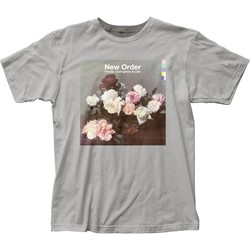 New Order - Mens Power, Corruption & Lies Fitted Jersey T-Shirt