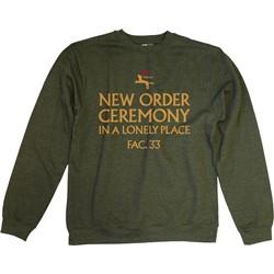 New Order - Mens Ceremony Crew Neck Sweatshirt