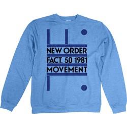 New Order - Mens Movement Crew Neck Sweatshirt