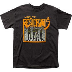 Residents - Mens Meet The Residents T-Shirt
