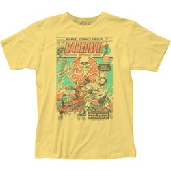 Daredevil - Mens Dreadnaught Fitted Jersey T-Shirt
