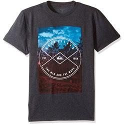 Quiksilver - Mens Hide Place T-Shirt