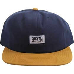Brixton - Unisex-Adult Langley Snapback Hat