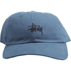 Stussy - Mens Basic Logo Low Pro Hat