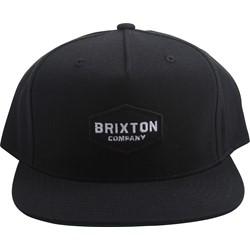 Brixton - Unisex-Adult Obtuse Snapback Hat