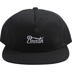 Brixton - Unisex-Adult Potrero Snapback Hat