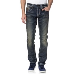Rock Revival - Mens Ziv A3 Alt Straight Jeans