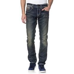 Rock Revival - Mens Ziv A3 Alt Straight Jeans