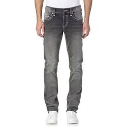 Rock Revival - Mens Morris A200 Alt Straight Jeans