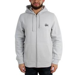Stussy - Mens Basic Zip Hoodie