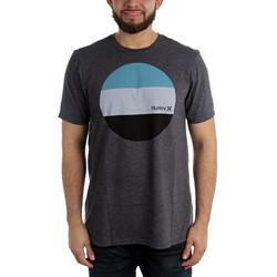 Hurley - Mens Circle Block Premium T-Shirt