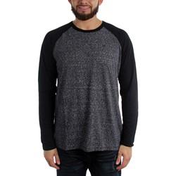 Hurley - Mens Still Long-Sleeve Raglan T-Shirt