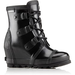 Sorel - Women's Joan Rain Wedge Gloss Rain Boot