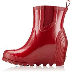 720c39206106 Sorel. Sorel - Women's Joan Rain Wedge Chelsea Gloss Rain Boot